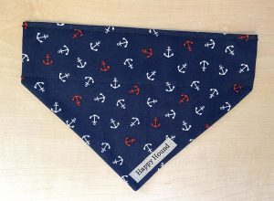 Dog Bandana – Anchor