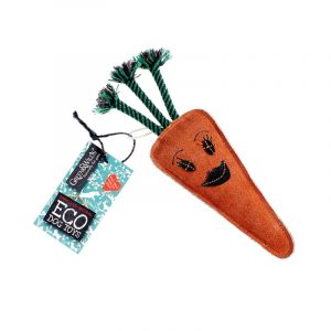 Candice the Carrot Eco Toy by Green & Wilds