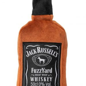 Jack Russell's Whiskey Dog Toy
